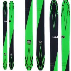 Ski Head A-Star + bindings Attack 16