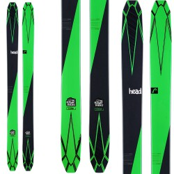 Ski Head A-Star + fixations Attack 16
