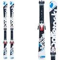 Sci Bottero Ski F23 + piastra Lite Ral + attacchi Tyrolia LR 10