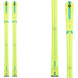 Mountaineering ski Dynastar Alti 75