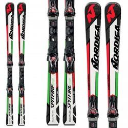 Ski Nordica Dobermann Spitfire RB EVO + fixations N PRO X-CELL EVO