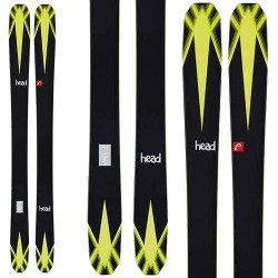 Ski Head Cyclic 115 + bindings Race 16