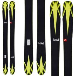 Ski Head Cyclic 115 + fixations Race 16