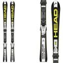 Ski Head WC iRace Team + bindings Lrx 7.5 Ac Br 78