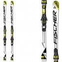 ski Fischer Rc4 WC Gs Junior + bindings Rc4 Z13
