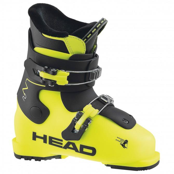 Scarponi Sci Head Z2 giallo HEAD Scarponi junior