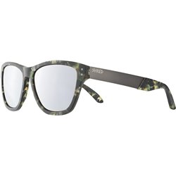 Occhiale sole Shred Axe camouflage nero
