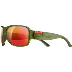 Occhiale sole Shred Trooper verde