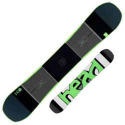 Snowboard Head Instinct Dct i.Kers verde-nero