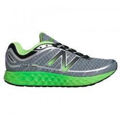 chaussures Running New Balance Fresh Foam Borocay vert homme