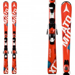 Esquí Atomic Redster Jr Edge Etm + fijaciones Xte 7