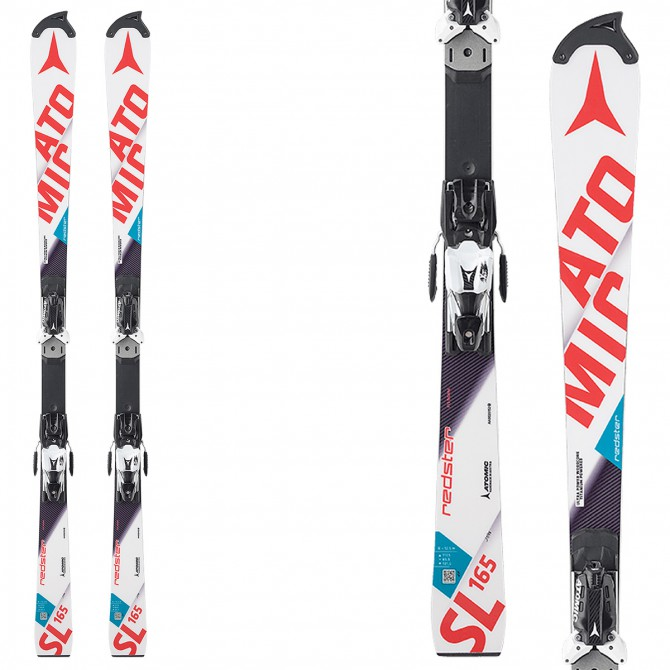 Ski Atomic Redster Fis SL M + fixations X 16