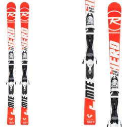 Sci Rossignol Hero Jr Multi-Event + attacchi Xelium Jr 70 B73