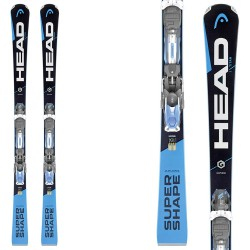 Ski Head Supershape i.Titan Sw + bindings Prx 12 Br 85