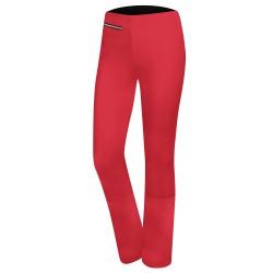 Pantalon de ski Zero Rh+ Tarox Bio Femme rouge