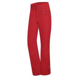 Pantalones esquí Zero Rh+ Powerlogic Mujer rojo