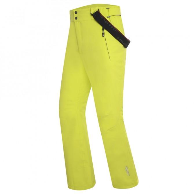 Pantalone sci Zero Rh+ Logic Evo Uomo lime