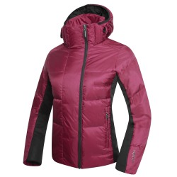 Ski down jacket Zero Rh+ Quasar II Woman red