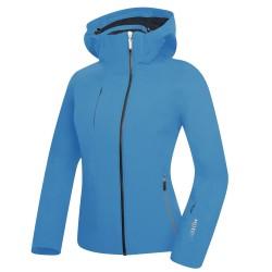 Veste ski Zero Rh+ Spirit Femme bleu clair
