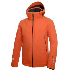 Chaqueta esquí Zero Rh+ Orion Hombre naranja