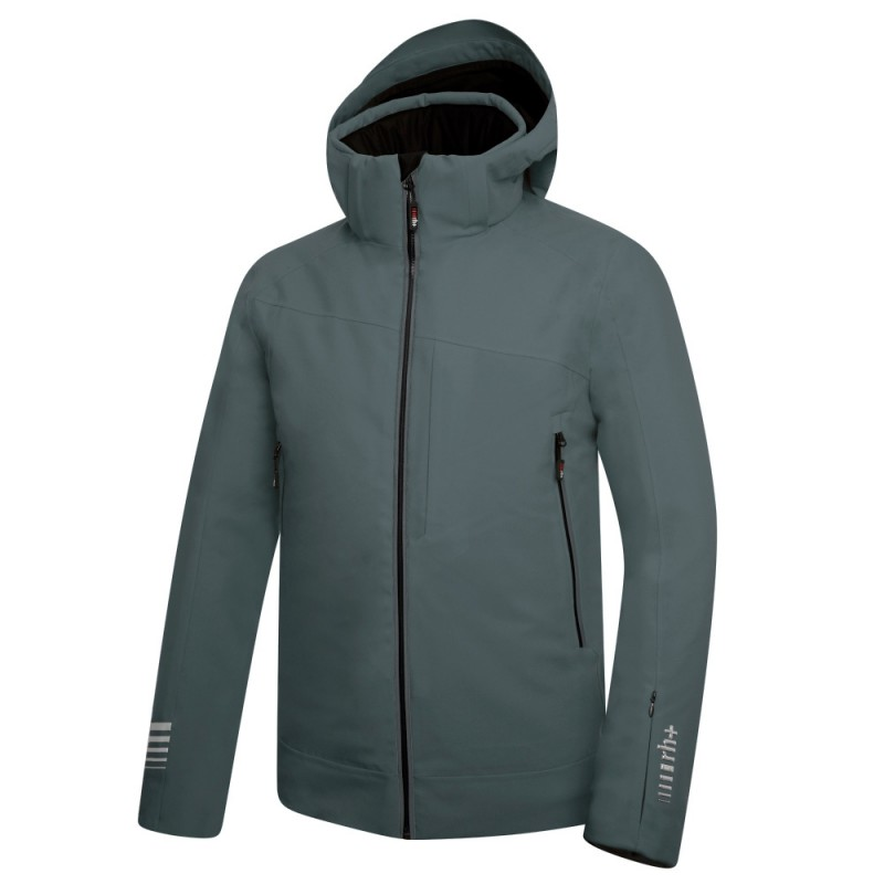 giacca sci zero rh+ uomo nera