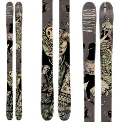 Ski Armada Ar7 + fixations Lx 12
