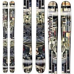 Ski Armada Norwalk + fixations V614