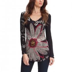 t-shirt Desigual Vicky woman