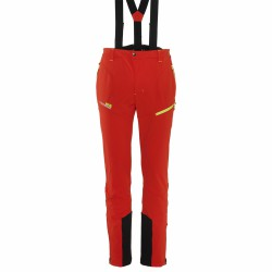 Pant. Alpinismo Rock Experienc Rosso-lime