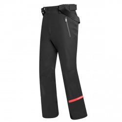 Pantalone sci Dotout Trip Uomo nero-rosso