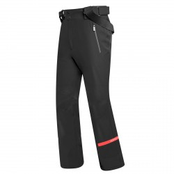 Pantalones esquí Dotout Trip Hombre negro-rojo