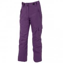 Pantalone sci Rossignol Cargo Bambina viola