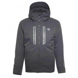 Ski jacket Rossignol Lightning Plain Man black