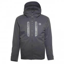 Ski jacket Rossignol Lightning Plain Man black