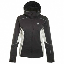 Ski jacket Rossignol Frost Woman black
