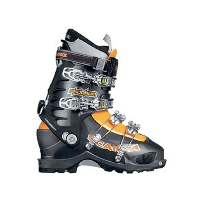 Botas esquí montañismo Scarpa Skookum