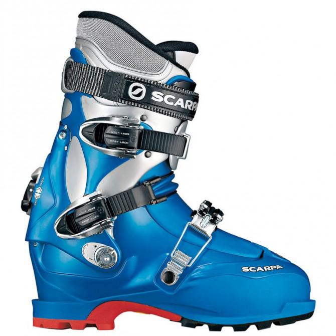 Scarponi sci alpinismo Scarpa Legend SCARPA