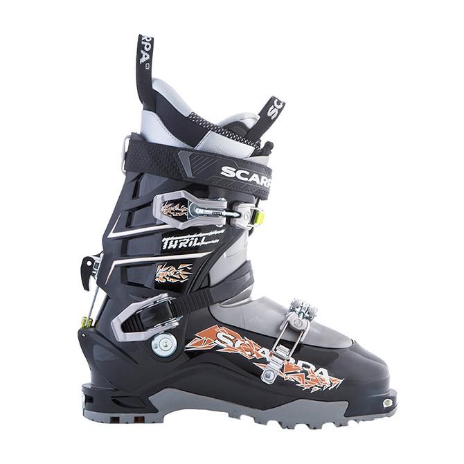 Botas esquí montañismo Scarpa Thrill