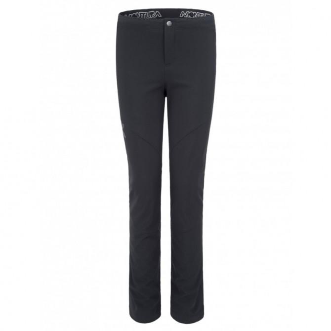 Pantalone Montura Anytime Winter Bambino nero