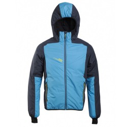 Mountaineering jacket Rock Experience Eclipse Man light blue