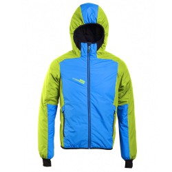 Mountaineering jacket Rock Experience Eclipse Man royal