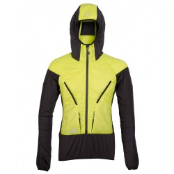 Mountaineering jacket Rock Experience Alpine Unisex lime