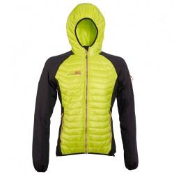 Mountaineering jacket Rock Experience Manitoba Man lime