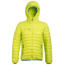 Mountaineering jacket Rock Experience Manaslu Man lime