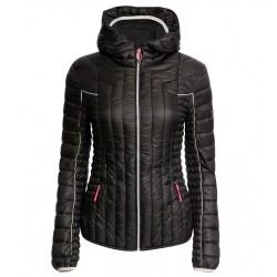 Mountaineering jacket Rock Experience Manaslu Woman black