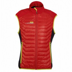 Mountaineering vest Rock Experience Manitoba Man red