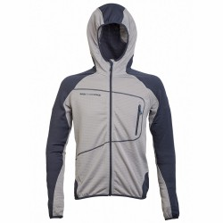 Pullover Rock Experience Lavaredo Homme gris
