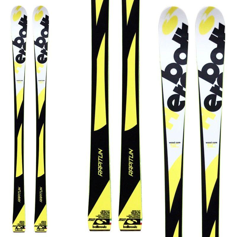 Sci Bottero Ski Rapitun + attacchi Lrx 9 + piastra Lrx