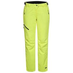 Pantalones esquí Icepeak Johnny Hombre verde