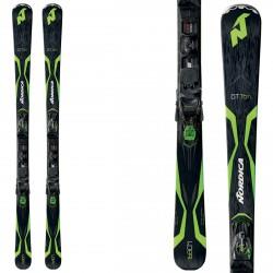 Ski Nordica GT 76 TI EVO + fixations N PRO P.R.EVO